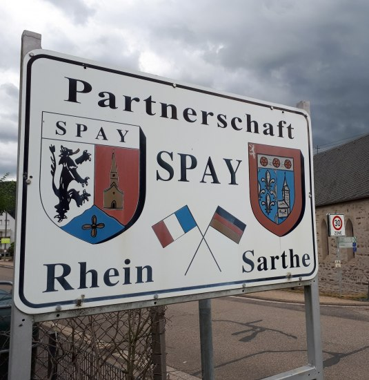 Partnerschaft Spay | © Thomas Becker